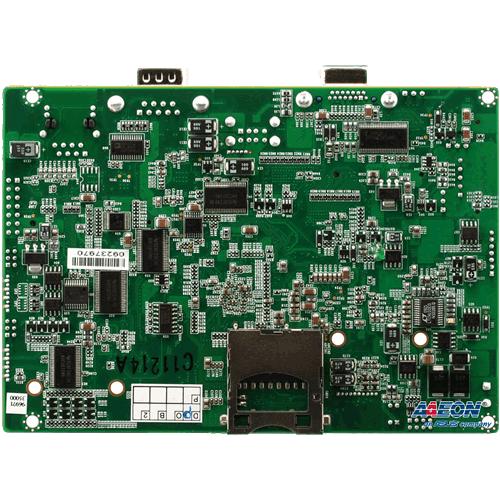 """GENE-1350 SBC 3.5"""" Bottom View"""