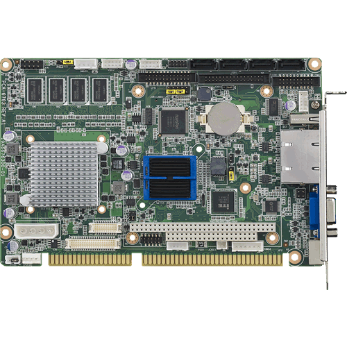 PCA-6763 Front View