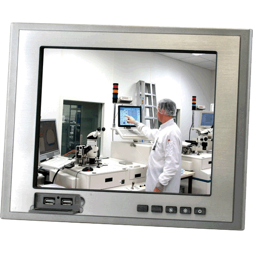 PPC-2153 Panel Front View