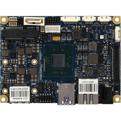 SBC-8106 SBC I-PTX Top View