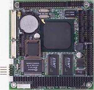 PCM-3348 Top View