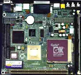 PCM-4897 Top View