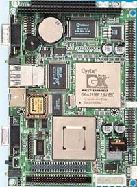 PCM-5820 Top View