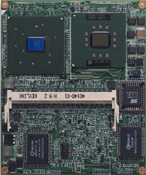 SoM-4481 Top View