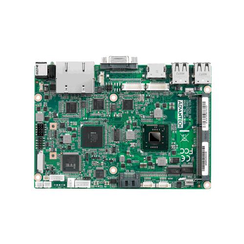 "MIO-5250 3.5"" SBC Top View"