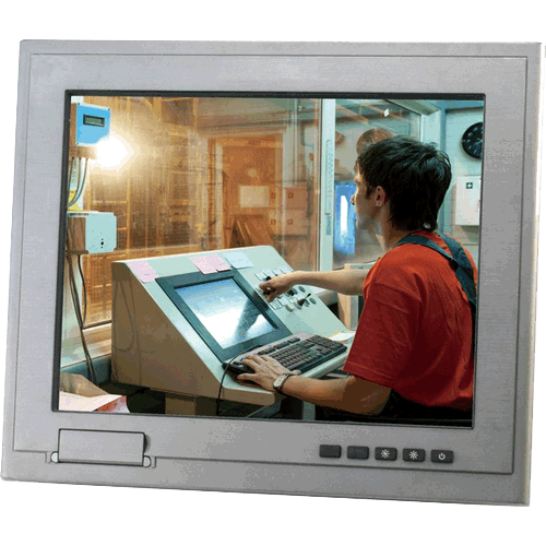 PPC-2176-Panel PC Front View