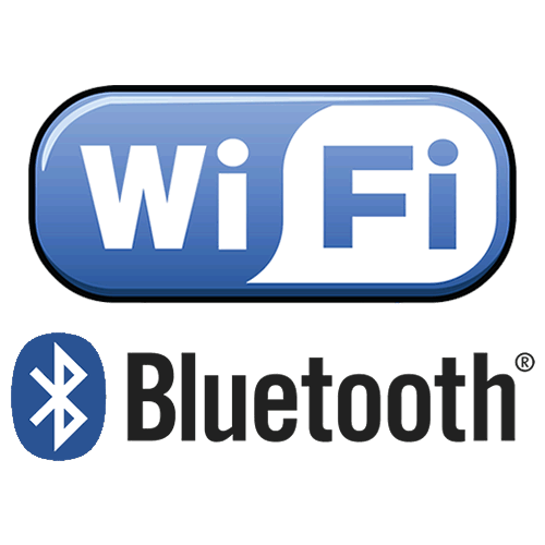 Wi-Fi Bluetooth